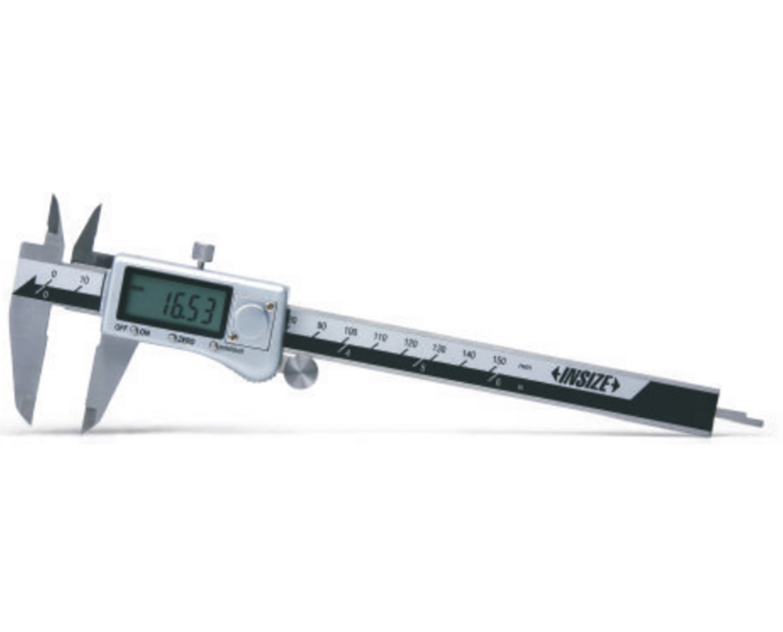 InSize Electronic Caliper with Alloy Case 1114