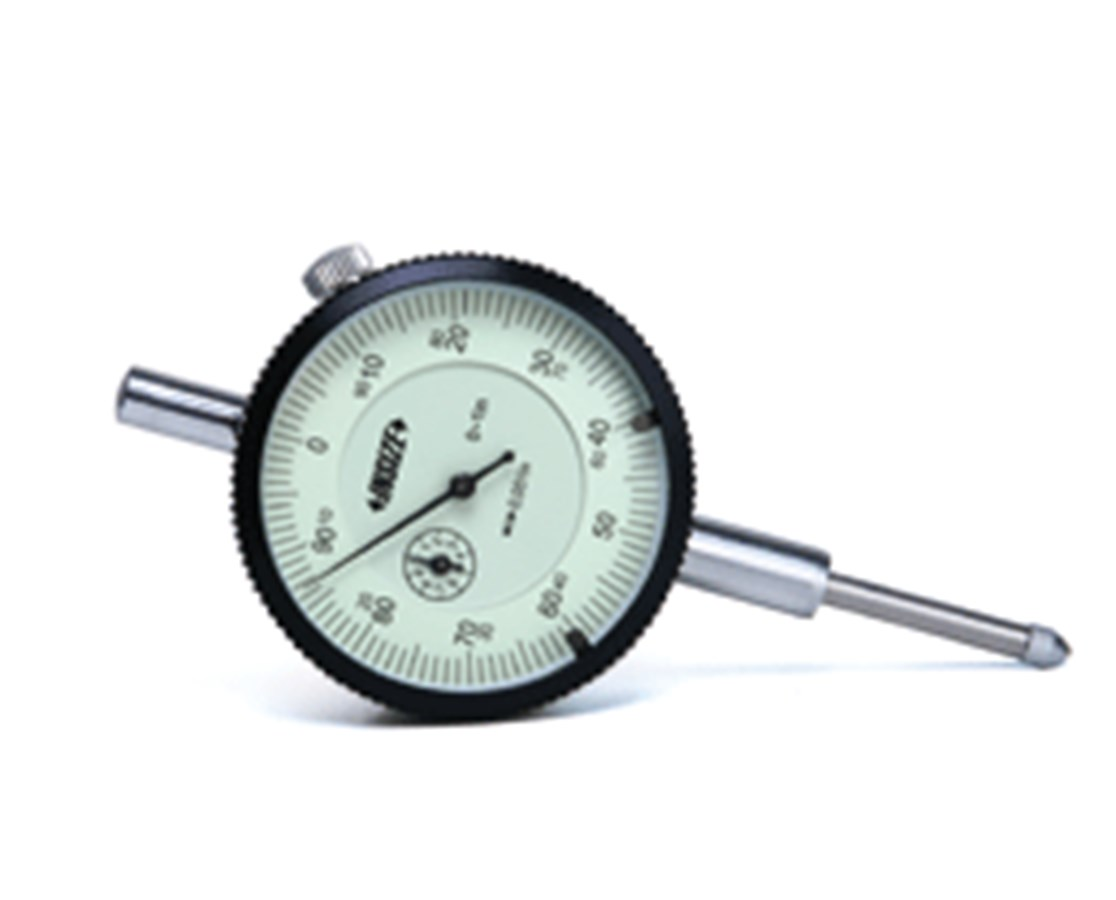 InSize Inch Bezel Dial Indicator with Lug Back INS2307