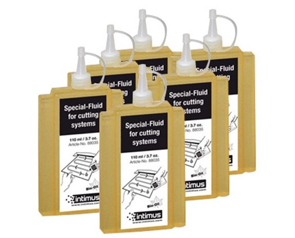 Special Fluid for Intimus Shredders (6-Pack) INT88035