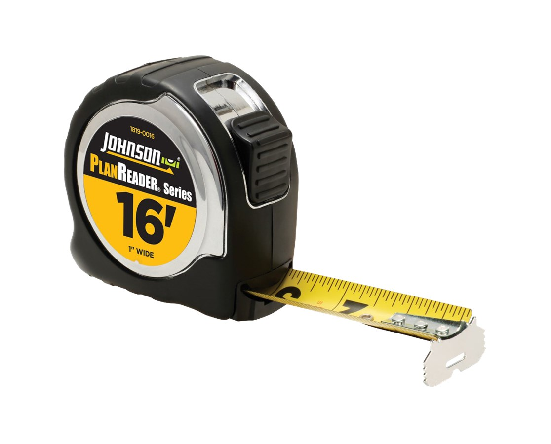 Johnson Level PlanReader Power Tape JOH1819-0016-