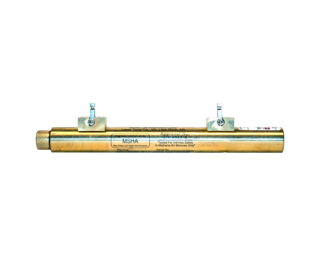 Johnson Level MSHA Mining Alignment Laser JOH40-6264-