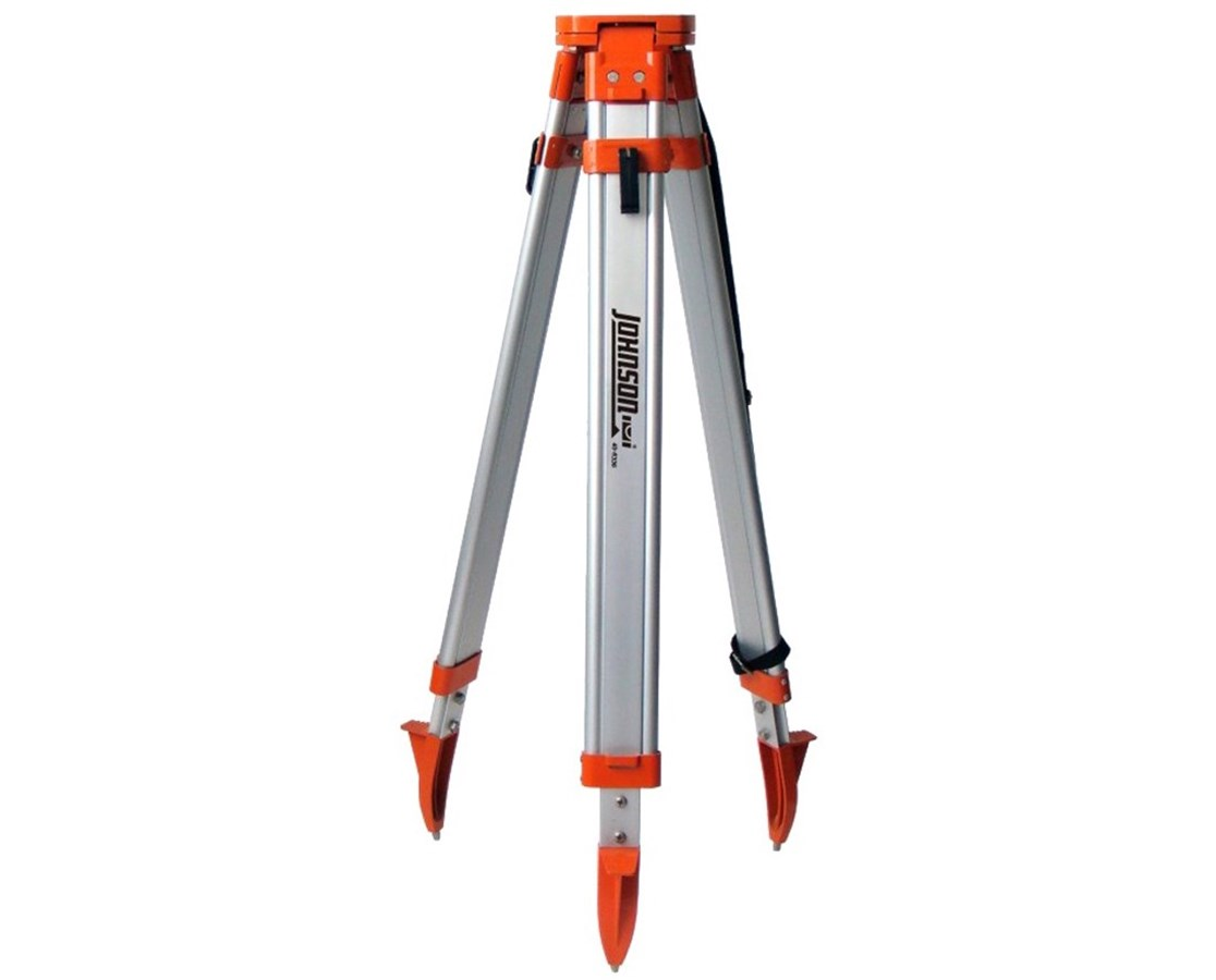Johnson Aluminum Contractor's Tripod 40-6335
