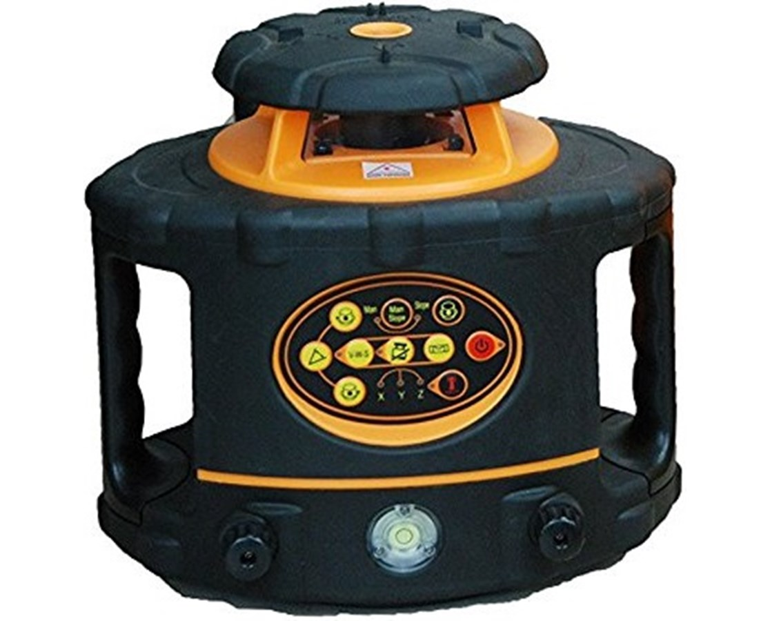Johnson 40-6557 Electronic Self-Leveling Rotary Laser JOH40-6557-
