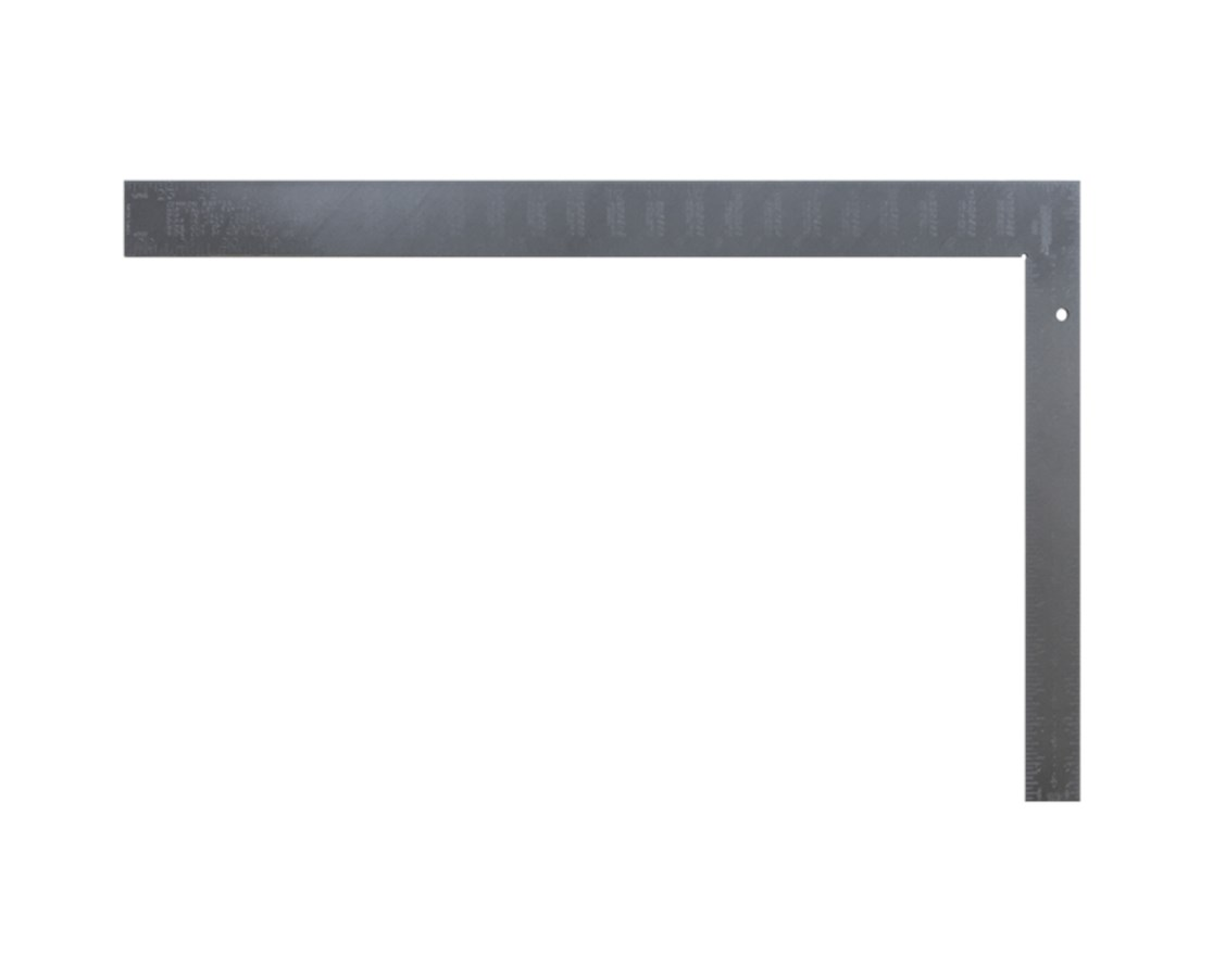 "Johnson Level 16"" x 24"" Steel Framing Square JOHCS2"