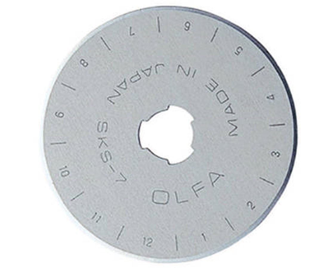 OLFA Circular Textile Blade for Keencut Cutters (Qty. 10) KEE69132