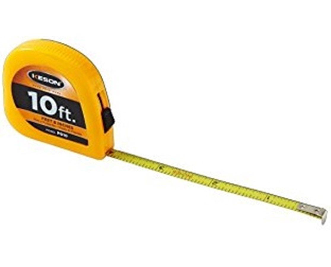 Keson Pocket Tape Measure KESPG10-