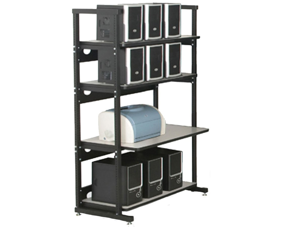 Kendall Howard Performance Plus Heavy-Duty LAN Station KNH7100-1-100-36-