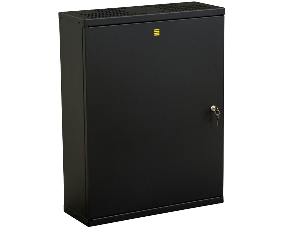 Kendall Howard Enclosed V-Rack Cabinet KNHEVR3U25-