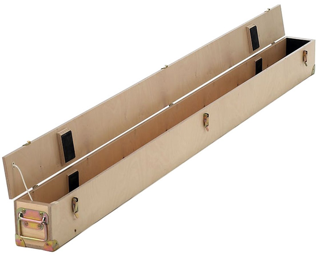 Wooden Carrying Case Leica GPLE3N/GPCL3 Leveling Rods 555642