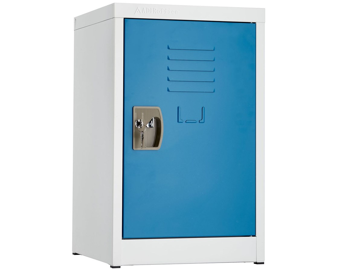 AdirOffice Locker for Kids LEI629-02-BLU-