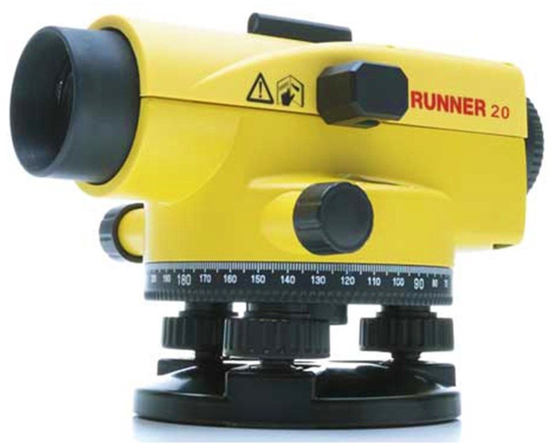 Leica Runner Automatic Level 727586