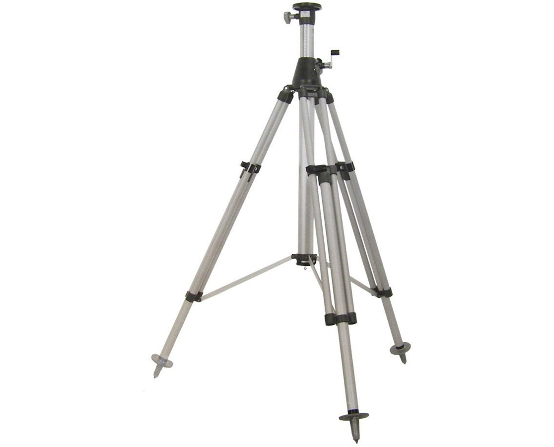 Leica Extra Tall Heavy-Duty Elevating Aluminum Tripod LEI733803
