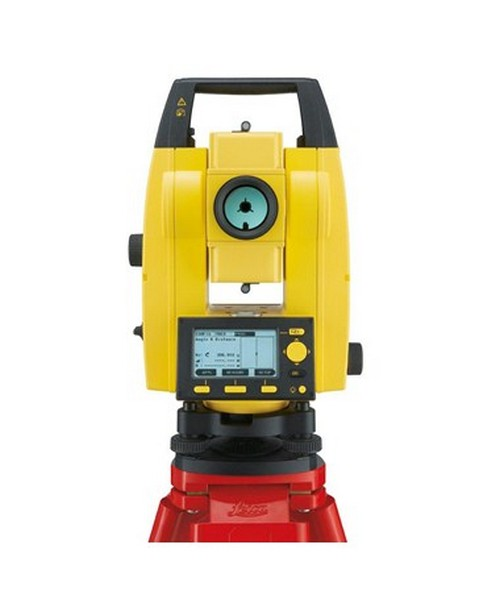 Leica Builder 200 Series Reflectorless Total Station LEI772729-