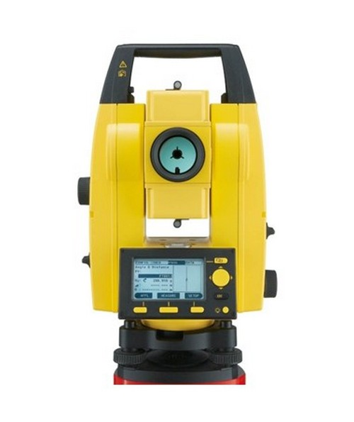 Leica Builder 300 9 Second Reflectorless Total Station LEI772731