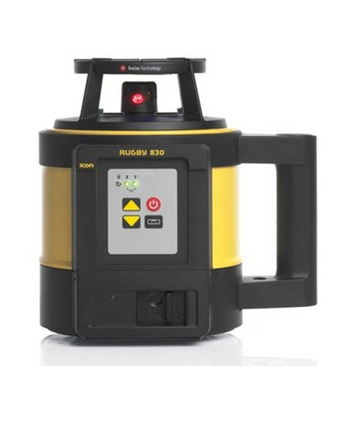 Leica Rugby 830 Rotary Laser Level 790395