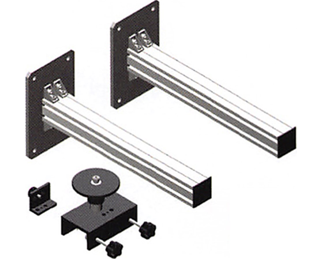 A280 - Facade Adapter Kit (2 Adapter Brackets, Batter Board Clamp, 90° Receiver Adapter) LEI799204