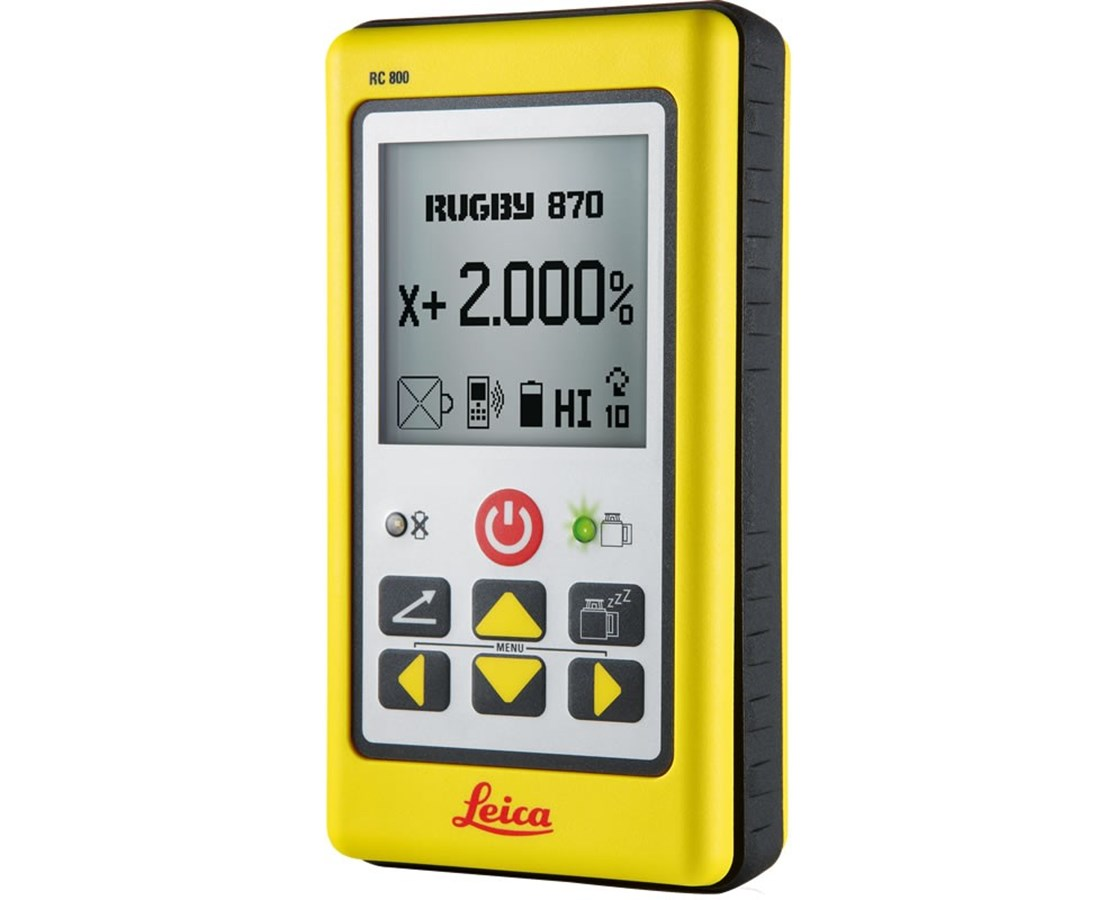 Leica RC800A Remote Control for Rugby Laser LEI840706