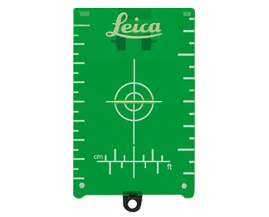 A210G Green Ceiling Grid Target for Leica Rugby 640G Rotating Laser LEI849525