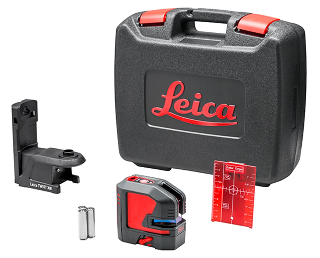 Leica Lino P5 Point Laser LEI864427
