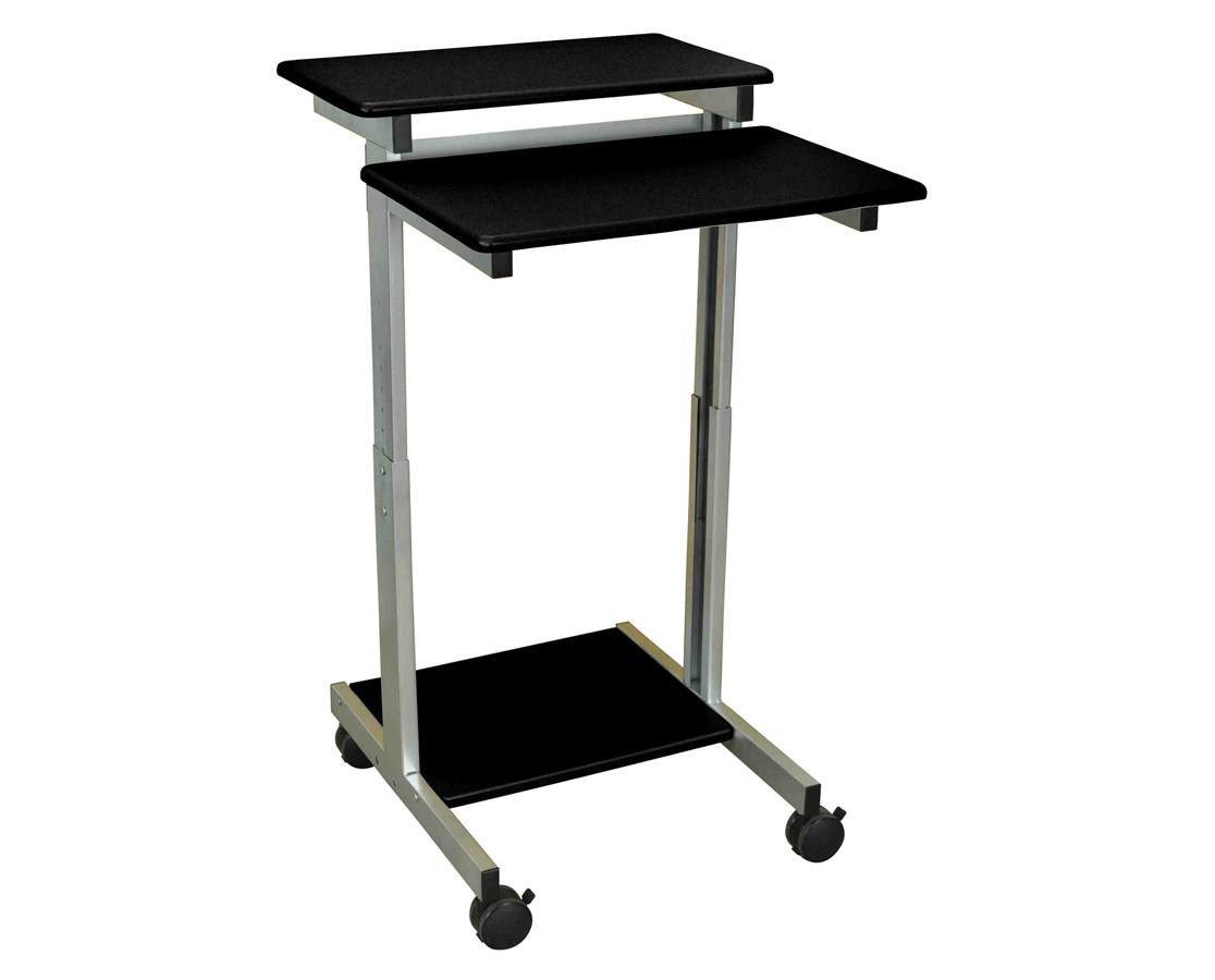 Luxor Adjustable Stand Up Workstation LUXSTANDUP