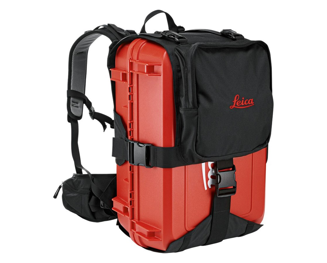 Leica 833516 Gvp716 Backpack System For Carrying Bags