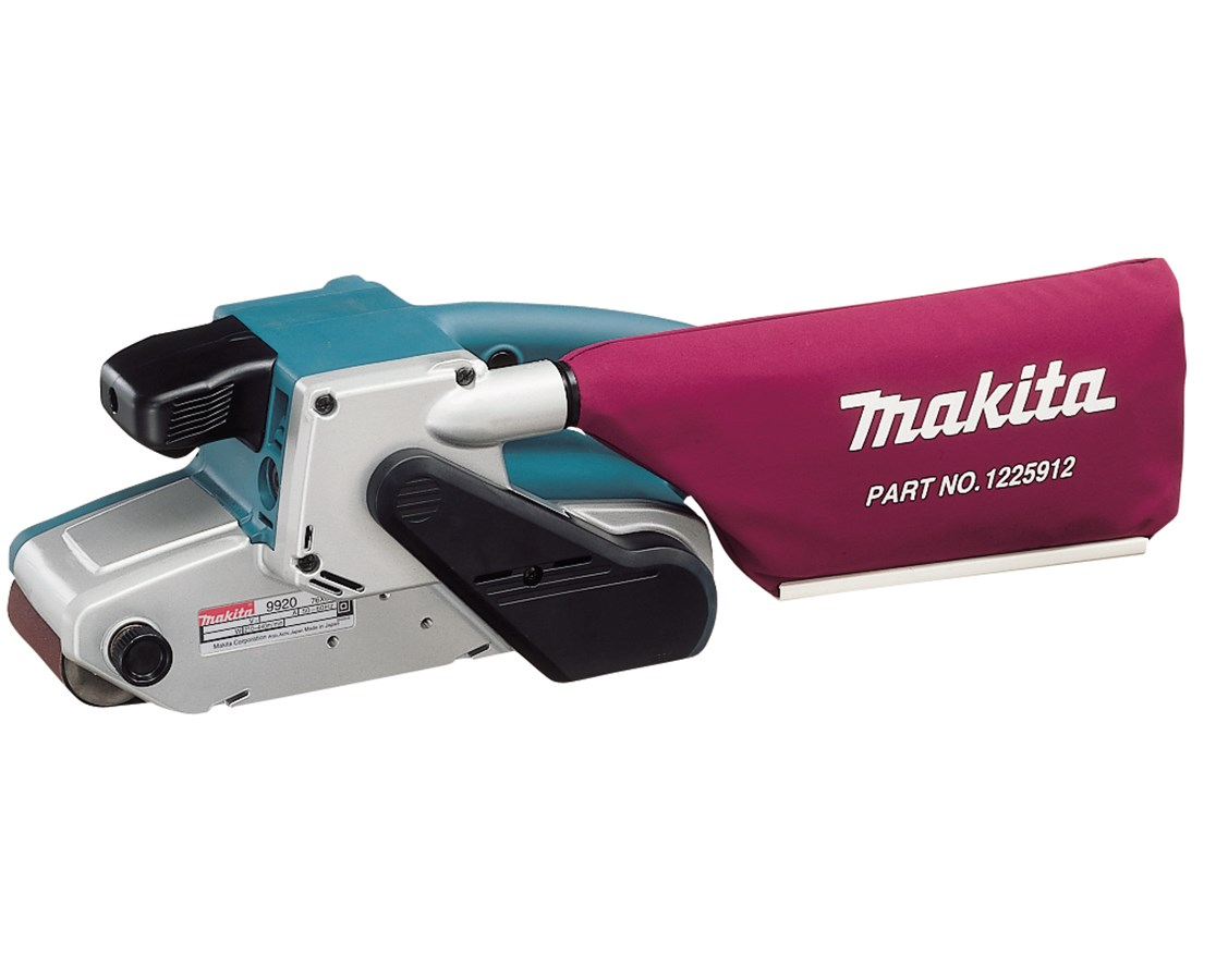 "Makita 9920 3"" x 24"" Belt Sander 8.8 Amp with Variable Speed MAK9920"