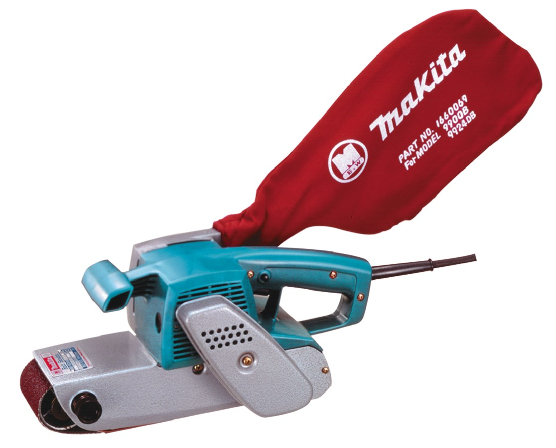 "Makita 9924DB 3"" x 24"" Belt Sander 7.8 Amp MAK9924DB"