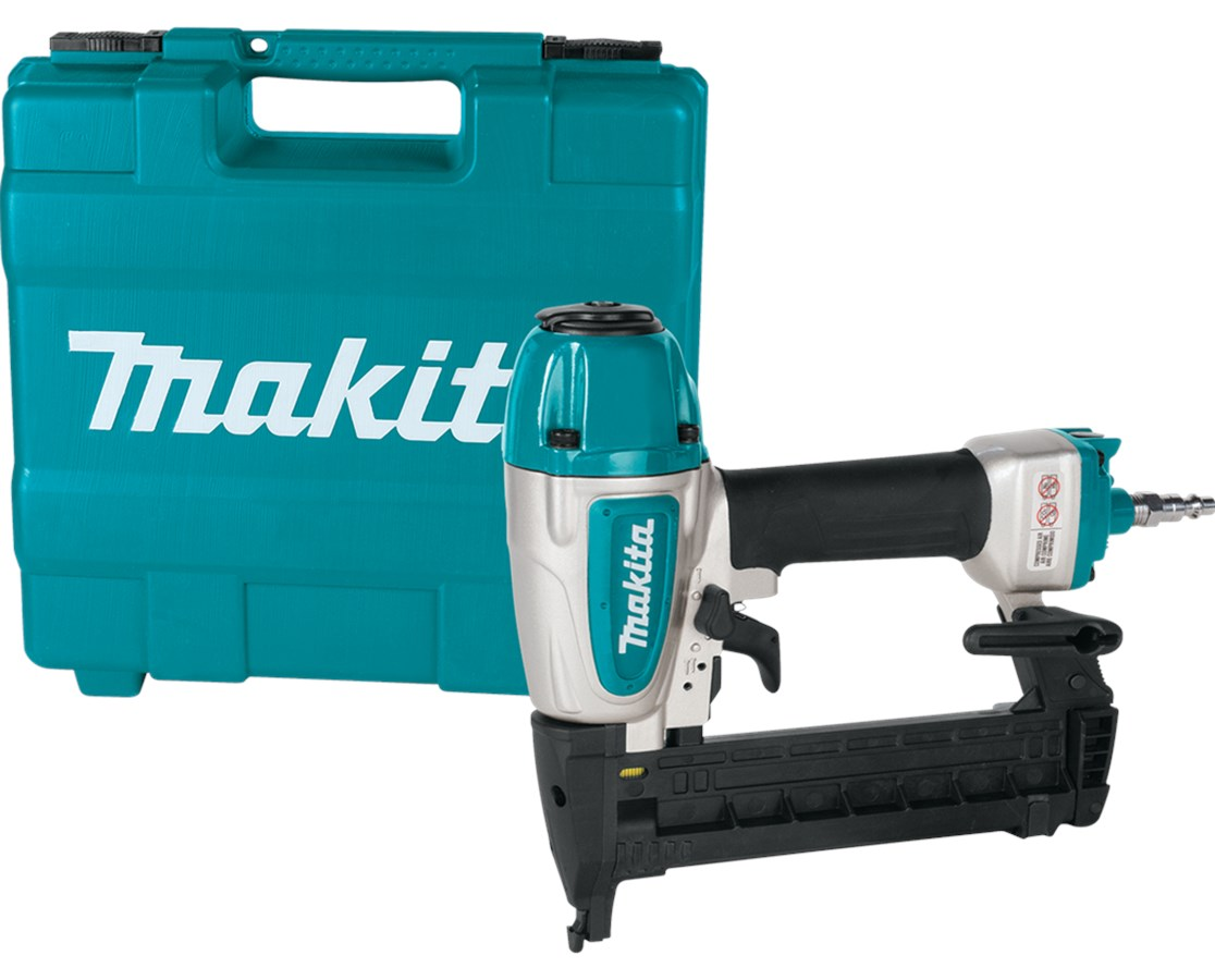 "Makita 1/4"" Narrow Crown Stapler, 18 Gauge MAKAT638A"