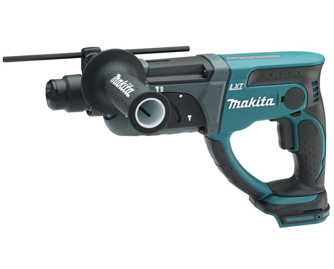 "Makita BHR202Z 18V LXT Lithium-Ion Cordless 7/8"" SDS-Plus Rotary Hammer (Tool Only) MAKBHR202Z"