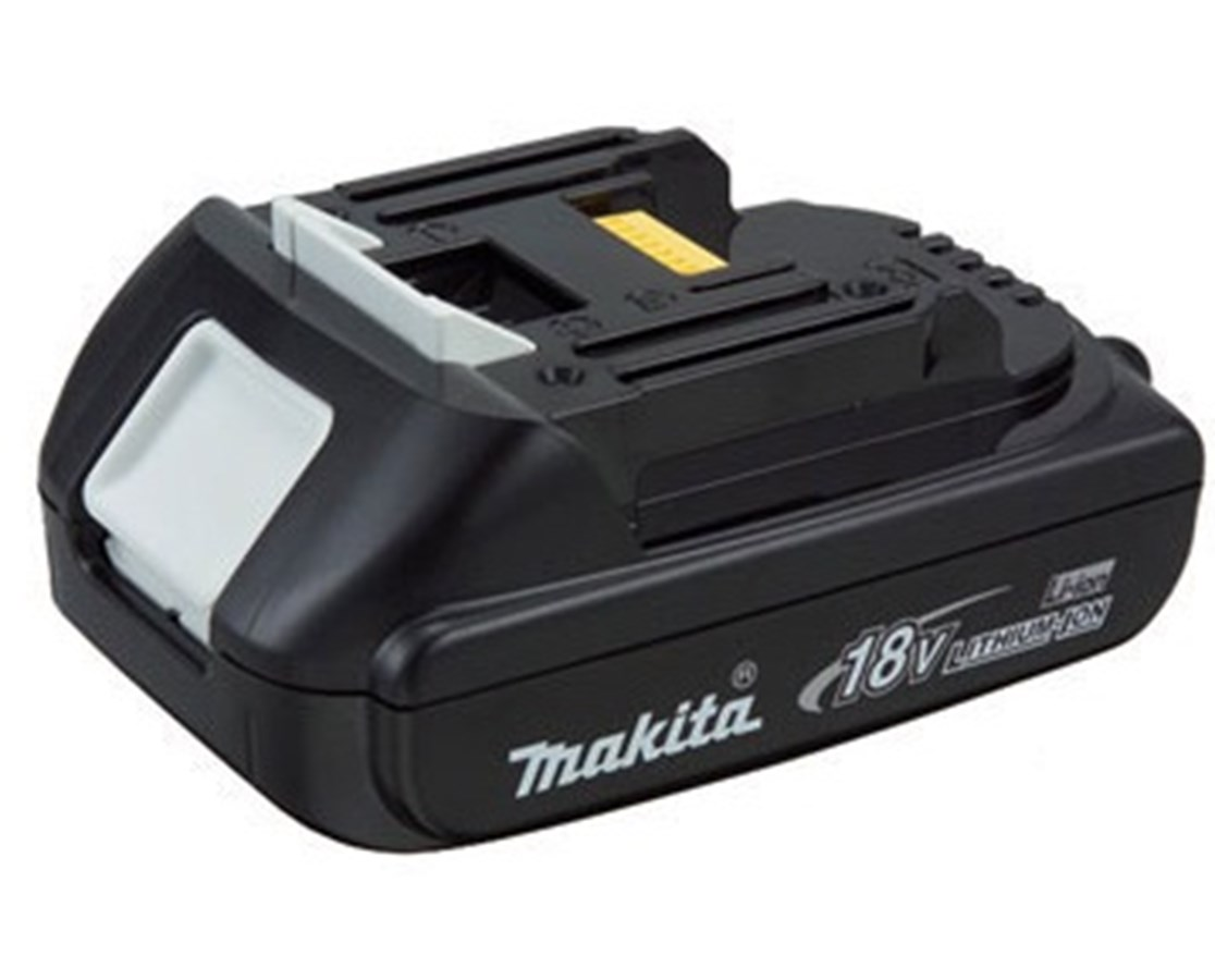 Makita  BL1815-2 18V 1.5 Amp Hour Compact Lithium-Ion Batteries 2 Pack MAKBL1815-2