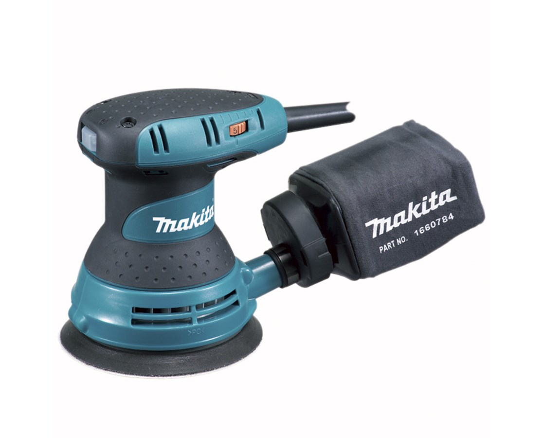 "Makita BO5031K 5"" Random Orbit Sander Kit MAKBO5031K"