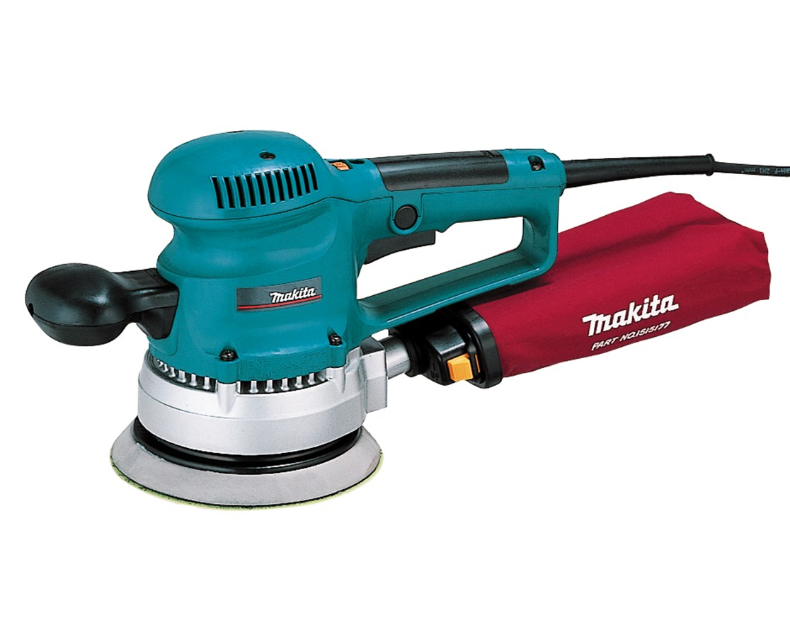 "Makita BO6030 6"" Random Orbit Sander, 2.7 Amp; Variable Speed MAKBO6030"