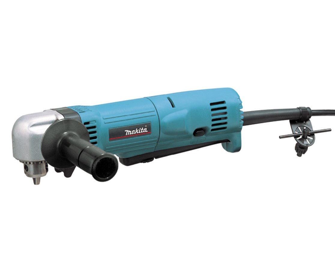 "Makita DA3010F 3/8"" Angle Drill, Variable Speed with L.E.D. Light MAKDA3010F"
