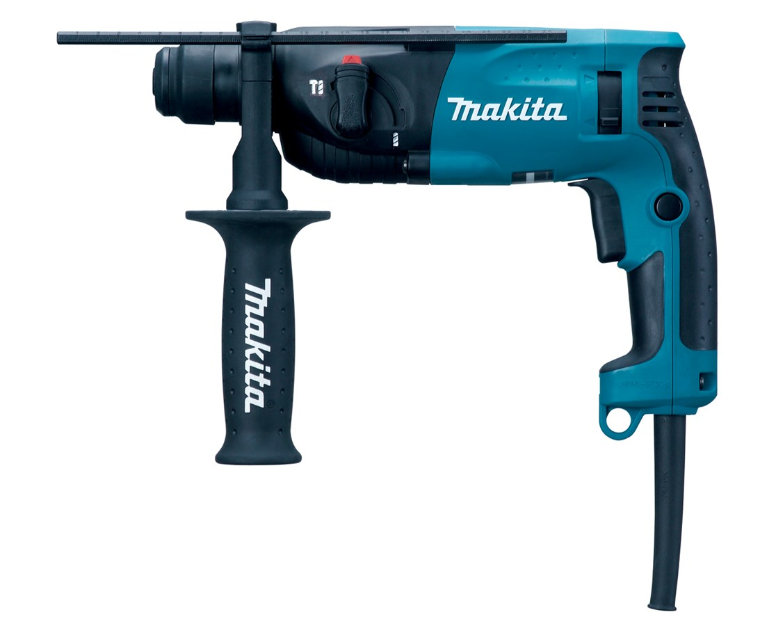 "Makita HR1830F 11/16"" Rotary Hammer Kit with L.E.D. Light ,SDS-Plus MAKHR1830F"