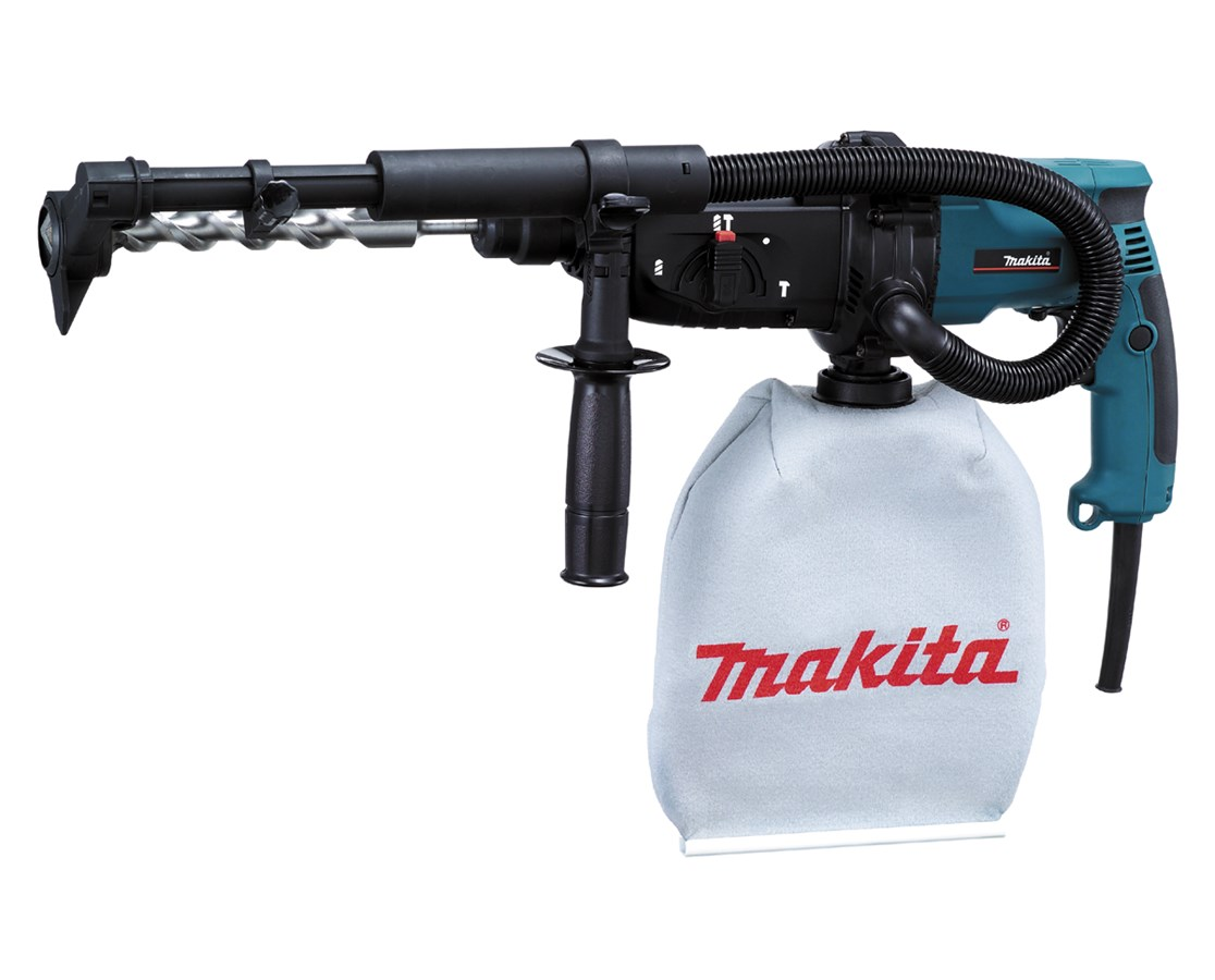 "Makita HR2432 1"" Rotary Hammer with Dust Collection ; SDS-PLUS MAKHR2432"