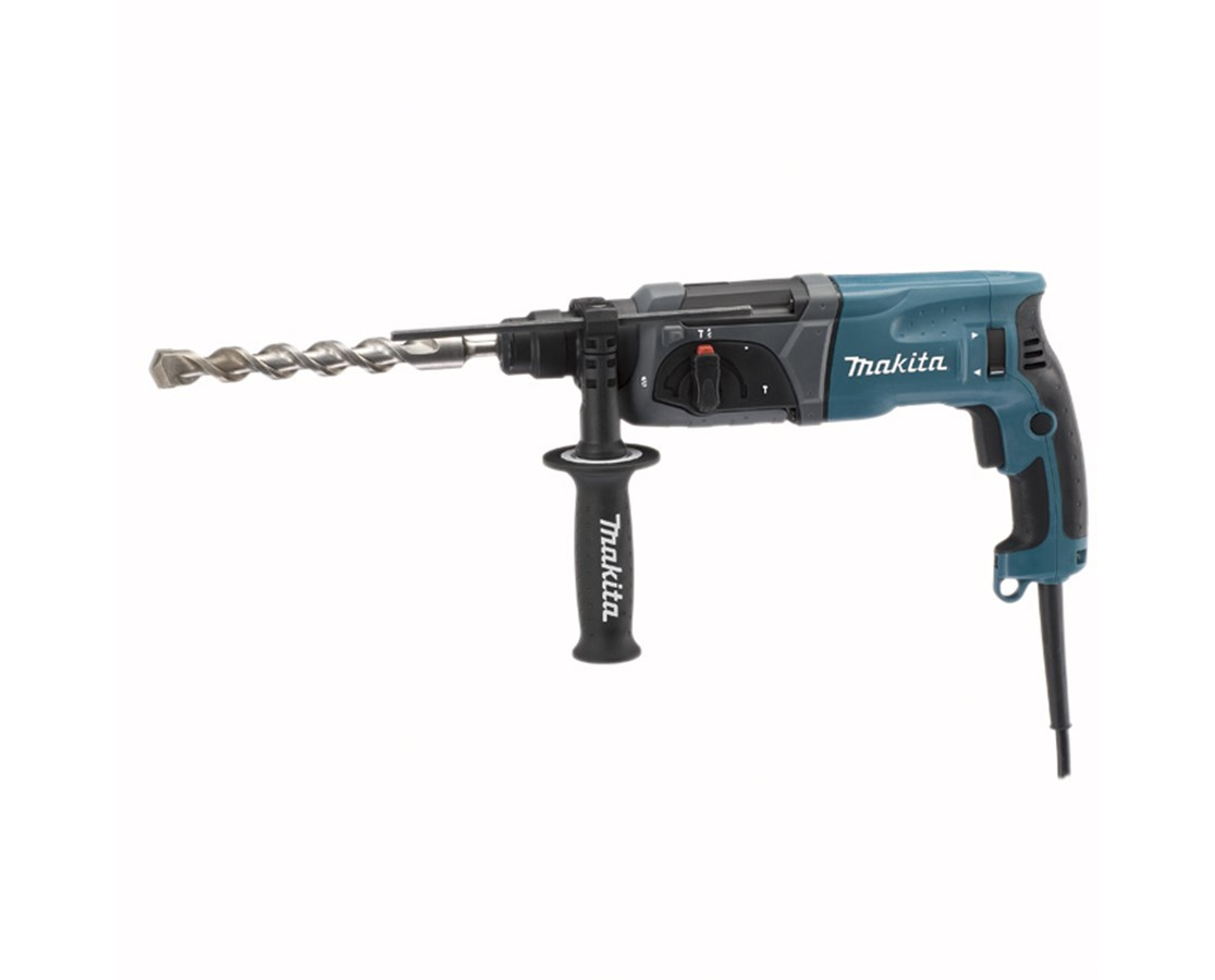 "Makita HR2470F 15/16"" Rotary Hammer with L.E.D. Light;SDS-PLUS MAKHR2470F"