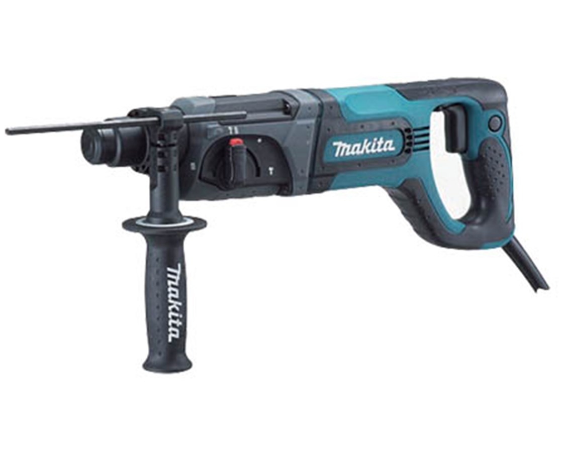 "Maktia HR2457 1"" D-Handle Rotary Hammer; SDS-PLUS MAKHR2457"