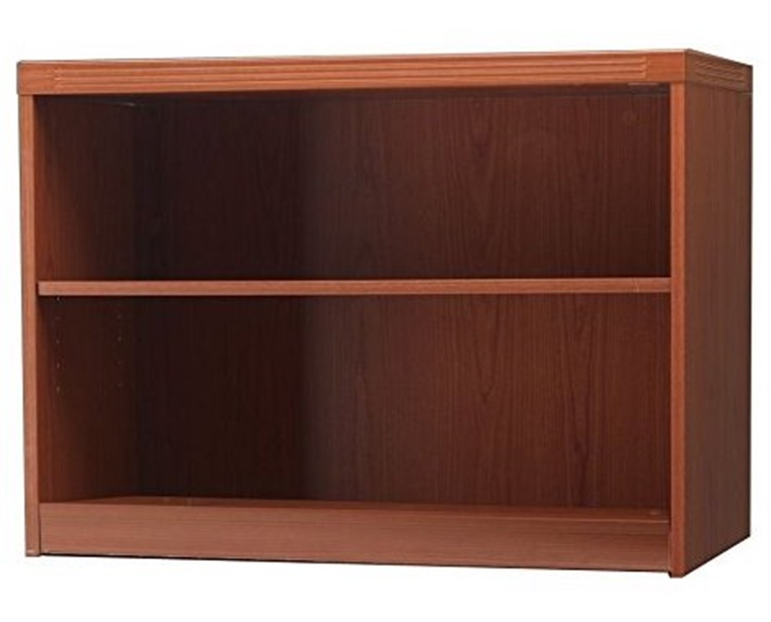 Aberdeen Series 2 Shelf Quarter Round (1 fixed shelf) Tf Laminate MAYAB2S36LCR