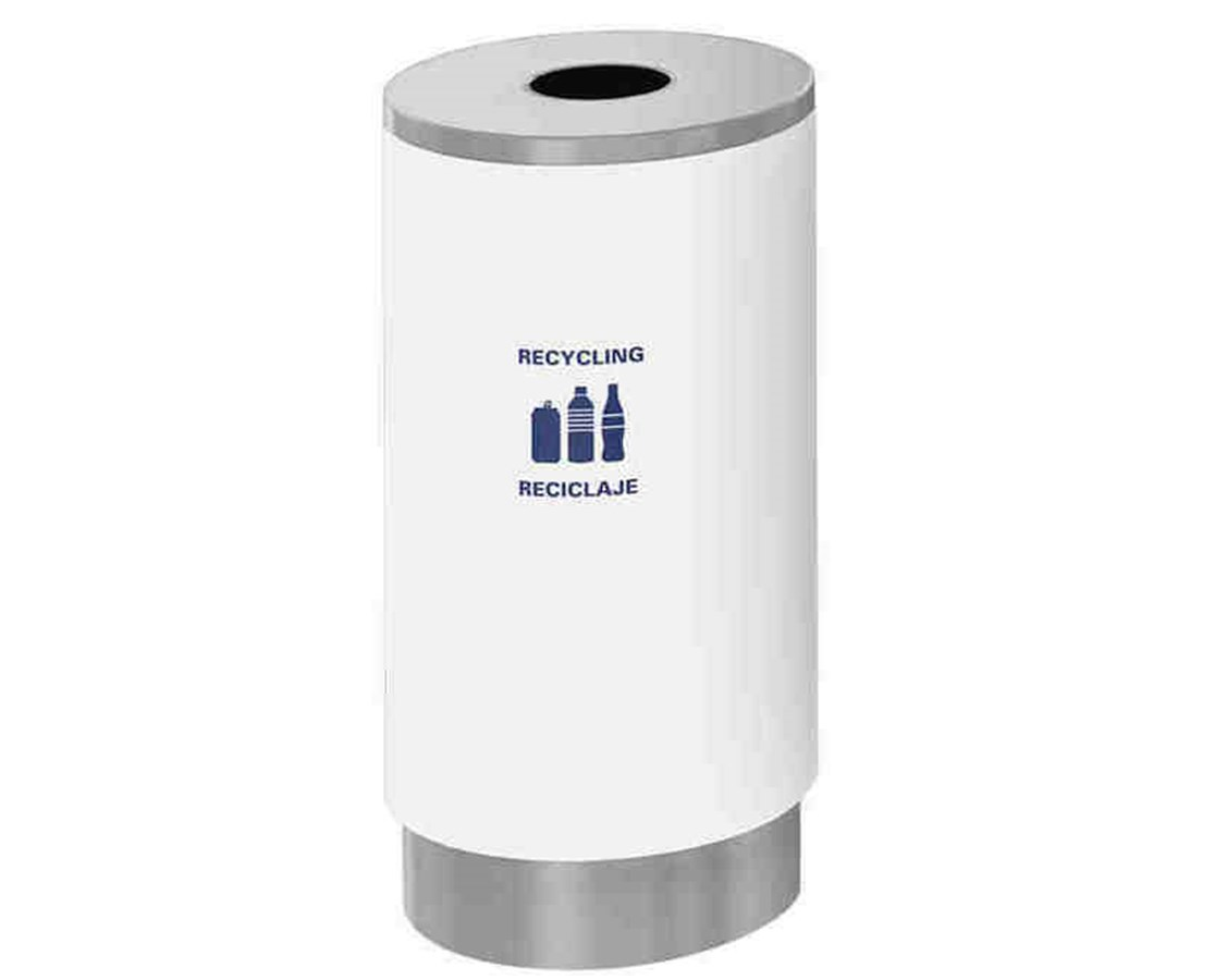 Magnuson Group Cirkel Waste Receptacle MGPCIRKEL-01-