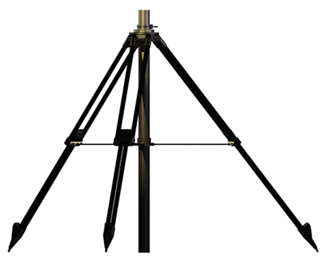 Dutch Hill Heavy-Duty Military Tripod