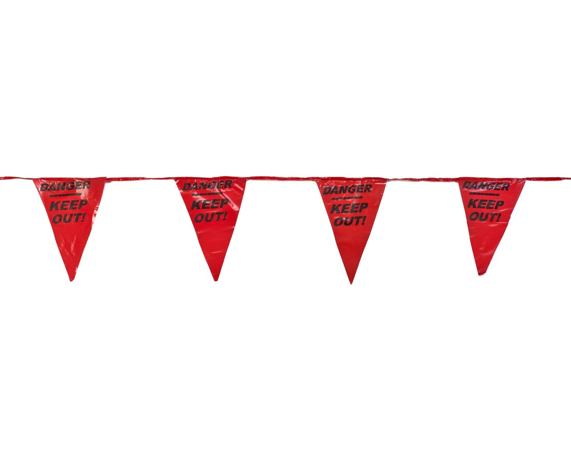 Mutual Industries Pennant Flags with Legends MUT15906-41-