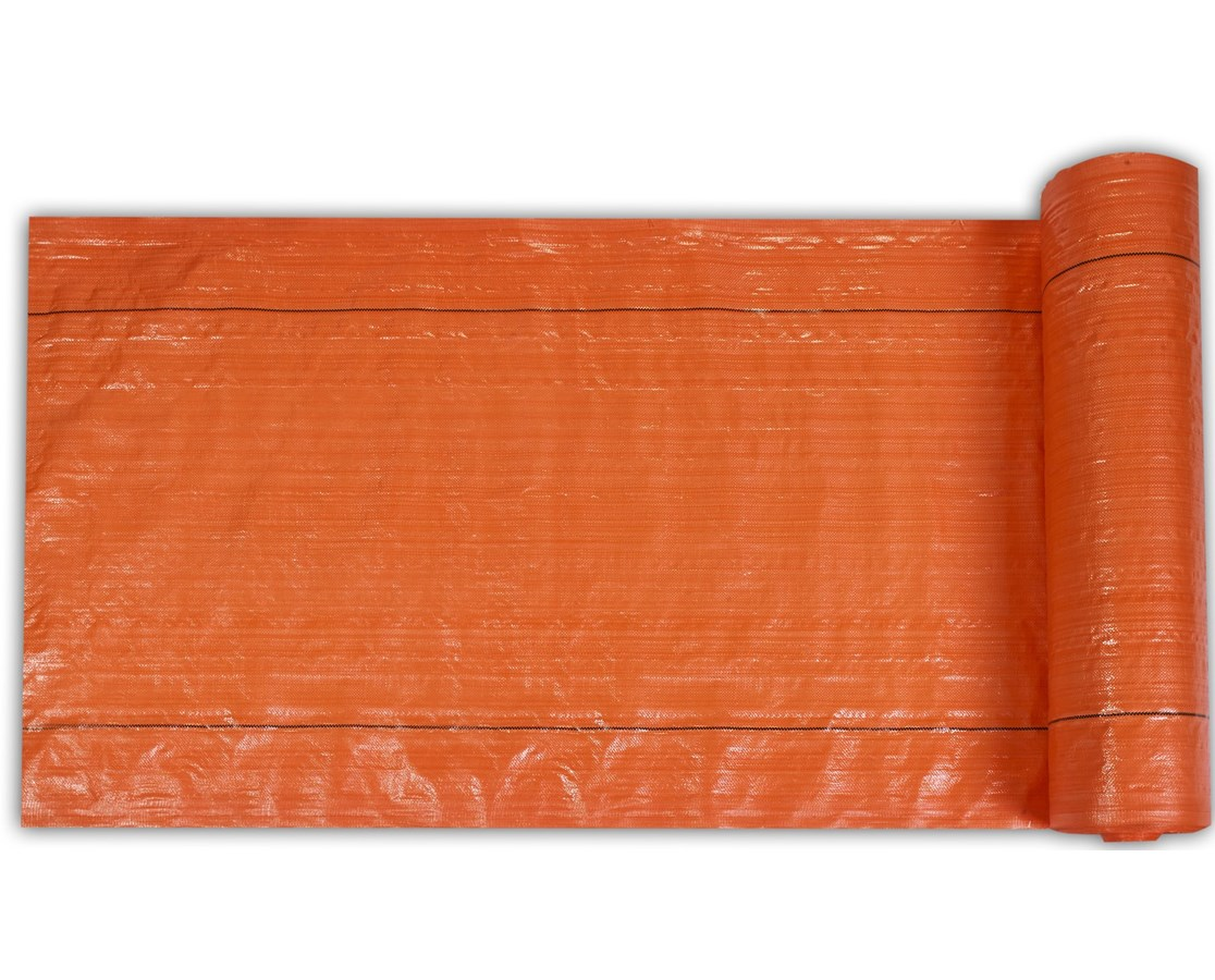 Mutual Industries Orange Fabric Silt Fence MUT1845-33-36-