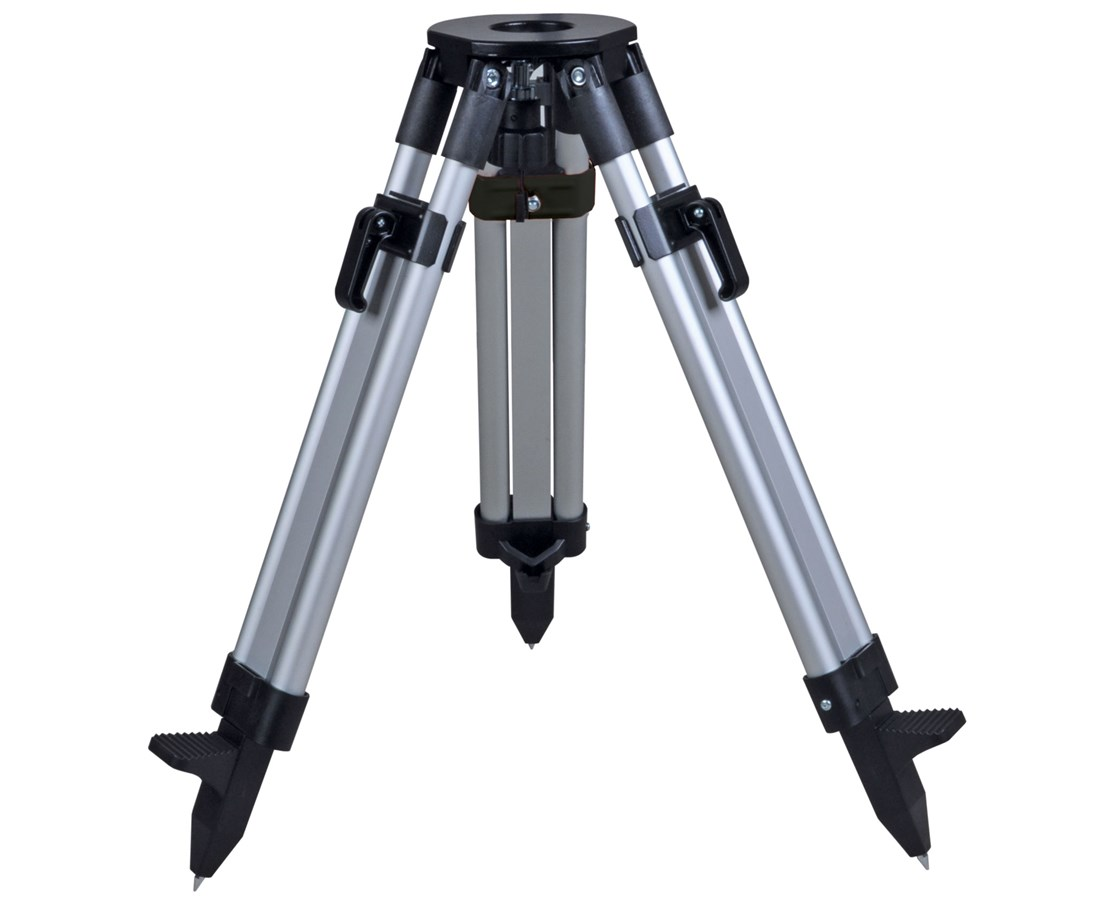 Nedo Aluminum Tripod with Quick Clamp and Retract-and-Go Lock