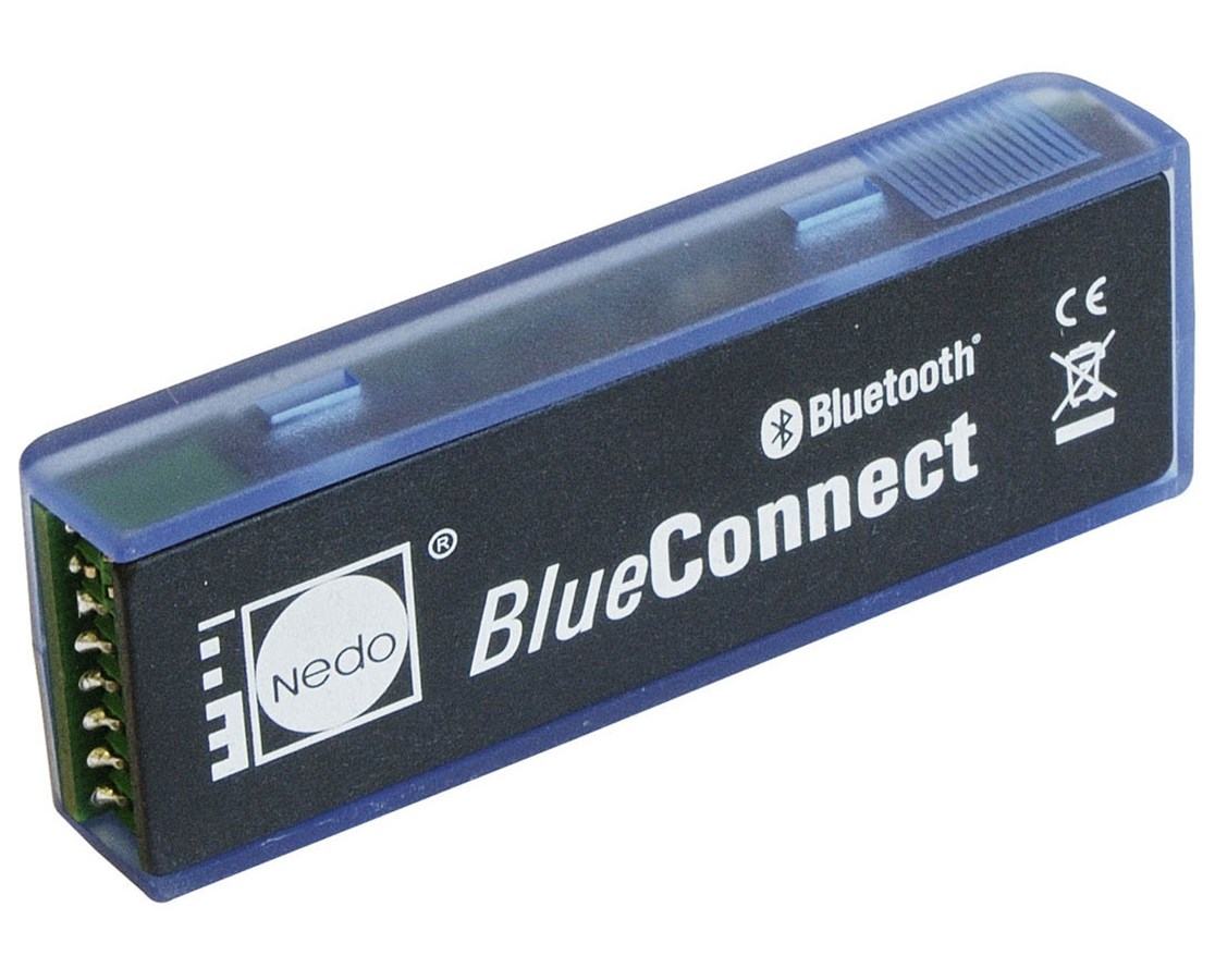 BlueConnect Bluetooth Module for Nedo mEsstronic Measuring Rule NED585228