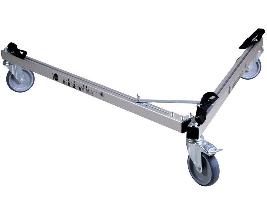 Tripod Dolly for Nedo Industrial Line Tripod NED660030