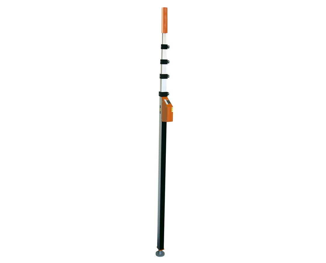 Nedo 16.7' (5.2 m) mEssfix-S Easy-to-Read ETR Telescopic Laser Rod NEDF687511-185