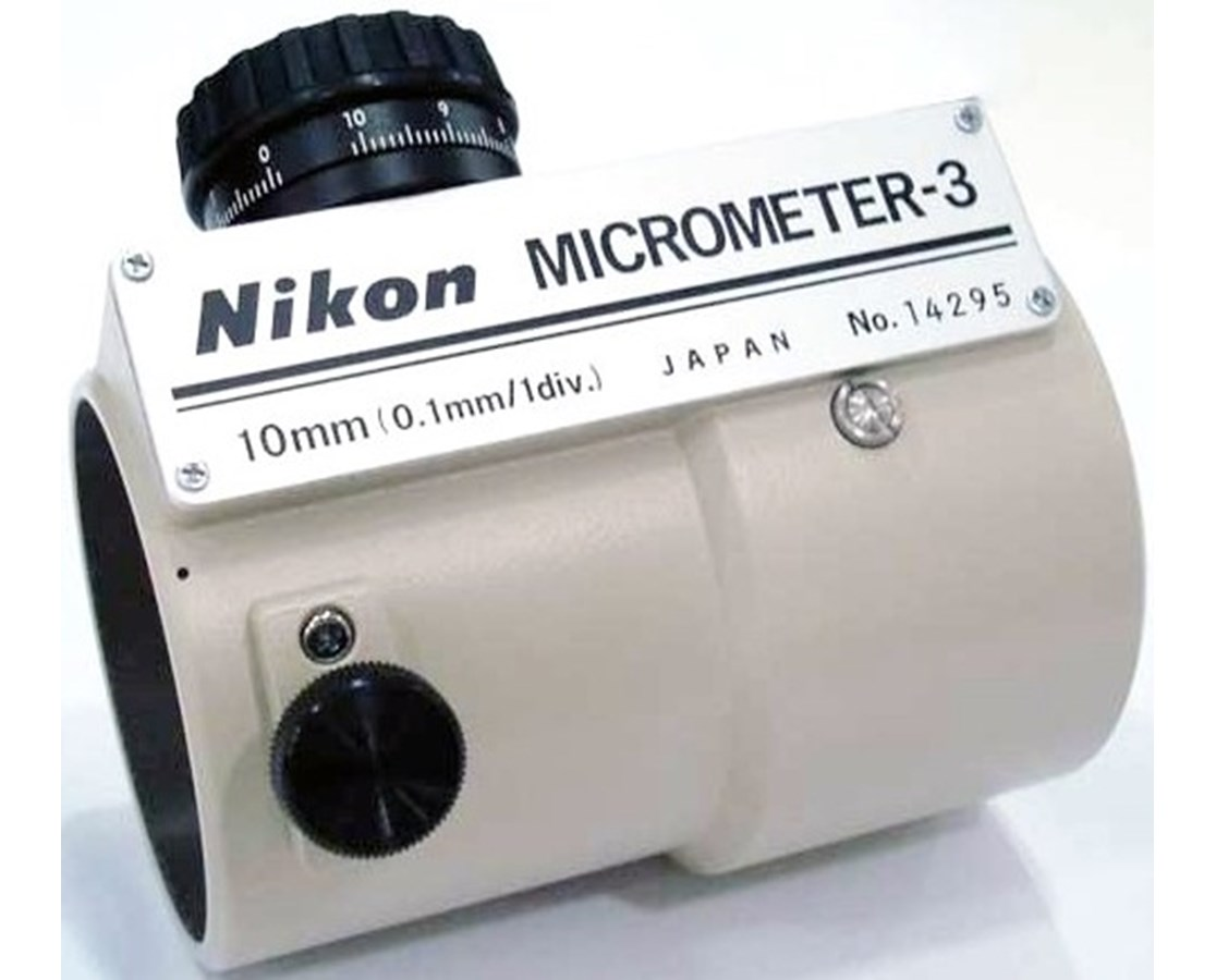 Nikon Optical Micrometer in Meters for AS/AE Series NIKHGM20000-SPN