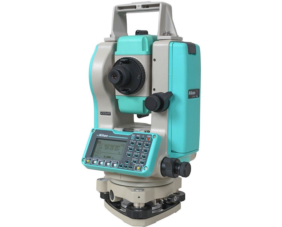 Nikon NPL 322+ Reflectorless Total Station HQA46510