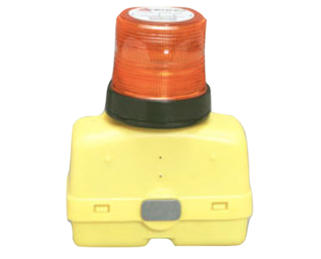 North American Battery Box Barricade Strobe Light Tiger