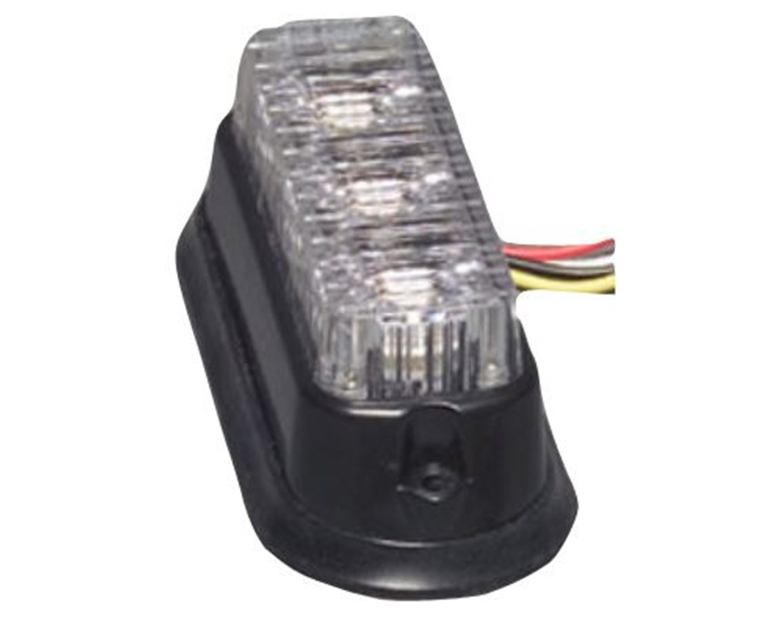 North American Surface Mount Warning Light